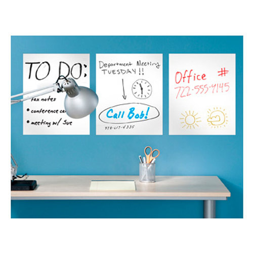 Whiteboard Wall Sticker Removable Vinyl Sticker Decal Part 82