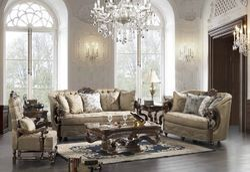 Decorative Wooden Sofa Set