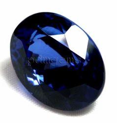 Tanzanite Faceted Oval Cut Gemstone