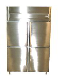 Vertical Refrigerator / Freezer Units