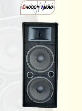 Ahuja Speaker Box Type Dual 15''''
