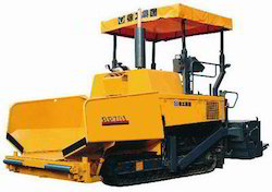 Asphalt Road Construction Machines
