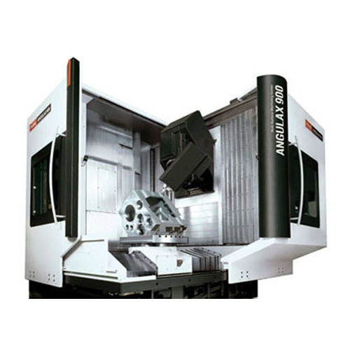 CNC Milling Mazak Vertical Machining Center - Hindustan Export