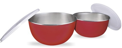 Stainless Steel Bowls Microwave Safe