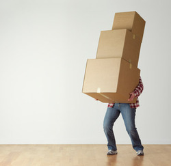 Packers and Movers Boxes