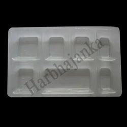 Acrylic 7 Portion Bajri Thali