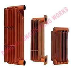 Header and Flanged Type Radiator