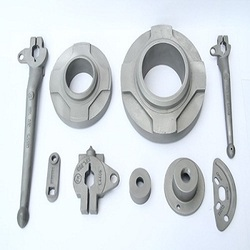 Food Industry Machine Components