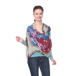 Digital Printed Modal Shawl