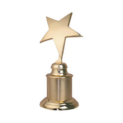 Premium Star Metal Trophy