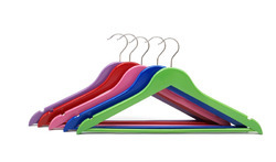Multi Colour Wooden Hanger