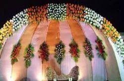 Reception Floral Decoration