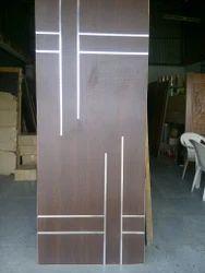 Steel Beading Plywood Flush Door