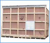Junglewood Heavy Duty Packing Wooden Box, for Shipping