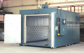 Aluminium Hot Air Oven, for Industrial