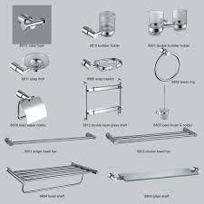 Beau Bathroom Accessories