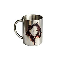 Printed Steel Mug View Specifications Details Of Printed Mugs By