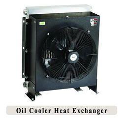Oil Cooler Heat Exchanger for Power Generation