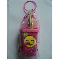 Smile Pen Stand Gift Set