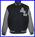 Black Baseball Jacket
