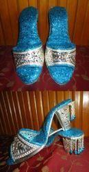 German Silver Sandal