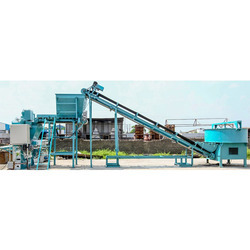 Cellular Light Weight Concrete Brick Machine