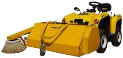 Road Cleaning Machine Equipment - Power Sweeper