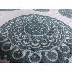 Royal Suzani Cotton Bedspread