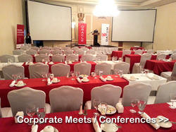 Corporate Meets Catering