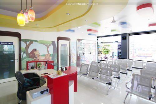 Healthcare Interior Designing