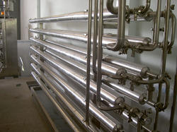 Double Pipe Exchanger