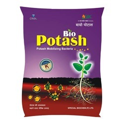 special White Bio Potash Bio Fertilizer, 2 Kg, Pack Type: Pouch