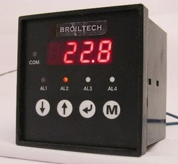 Broiltech Microprocessor Base Indicator And Controller