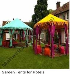 Garden Tents for Hotels