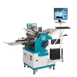 Vision Inspection System for Leaflet Folding Machine