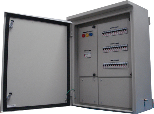 220-440 V Single/ Three Phase Distribution Panel, IP Rating: IP55/65, Model Name/Number: Ep004