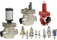 Pressure And Temperature Regulating Valves