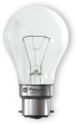 Incandescent Lamp 40/60 Watt Clear