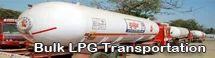 Bulk LPG Transportation