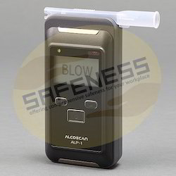 Alcohol Detector With Bluetooth And Memory Card