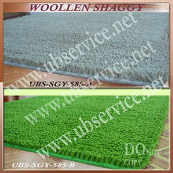 Woolen Shaggy Carpet