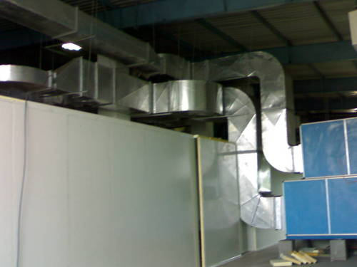 Ducting At Rs 80 Square Feet Exhaust Ducts Id 4882761388