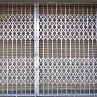 Collapsible Gate Fabrication