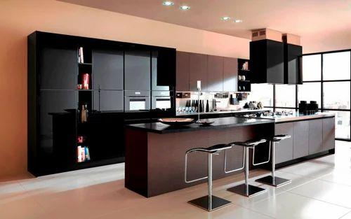 Modular Kitchen Cabinets Designing