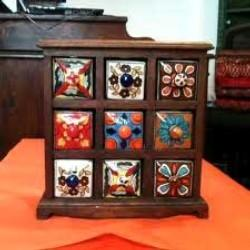 Wooden Spice Boxes View Specifications Details Of Spice Boxes By