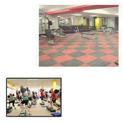 Heavy Duty Flooring for Gym