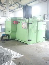 Electric Fired Powder Coating Oven