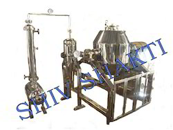 Pharma Roto Cone Vacuum Dryer