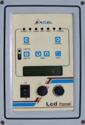 Photo Electric Control Panel LCD Display