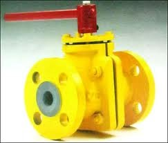 FEP Lined Ball Valves